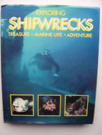 Exploring Shipwrecks. Treasure - Marine Life - Adventure
