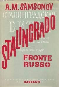 Stalingrado fronte russo