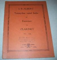 Twenty Four Varied Scales and Exercises for Clarinet