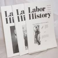 image of Labor history. vol 32, nos. 234, Spring, Summer, Fall, 1991