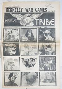 Berkeley Tribe: vol. 1, #17 (#17), Oct. 31-Nov. 6, 1969 [Days of Rage; UG comix] by Red Mountain Tribe - 1969 - from Bolerium Books Inc., ABAA/ILAB (SKU: 231627)