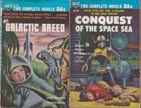 The Galactic Breed  (Also released as: The Starmen; & as: The Starmen of Llyrdis.) (Bound with Robert Moore Williams--Conquest of the Space Sea.)