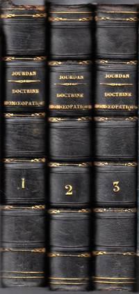 Doctrine et traitement homoeopathique des maladies chroniques. Par le Docteur S. Hahnemann, traduit de l'allemand sur la dernière édition (1835), par A.-J.-L. Jourdan, Membre de l'Académie Royale de Médecine. Seconde édition entièrement et considérablement augmentée