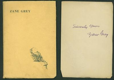 New York: Harper & Brothers, 1928. First edition. Frontispiece portrait, 7 plates from photographs. ...