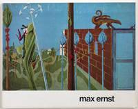 Max Ernst. Galeries nationales du Grand-Palais, Paris, 16 mai - 18 août 1975.