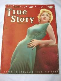 The New True Story Magazine - January 1940 Ann Sothern
