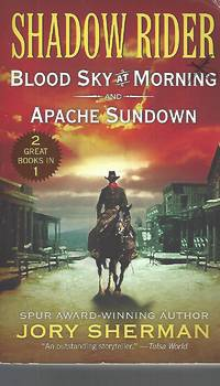image of Shadow Rider: Blood Sky at Morning and Shadow Rider: Apache Sundown: Two Classic Westerns