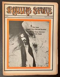 Rolling Stone (Issue #14, July 20th, 1968 -- The Frank Zappa Cover)