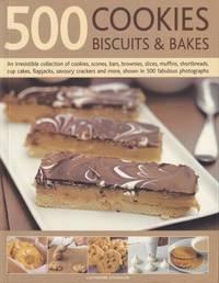 image of 500 Cookies, Biscuits_Bakes