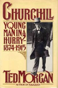 Churchill Young Man in a Hurry 1874-1915