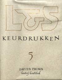L & S Kleurdrukken 5. Drupa Prima Houtvrij Kunstdrukpapier.