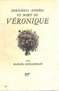 Dernieres années et mort de veronique