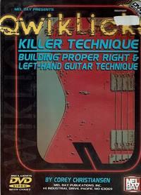 Qwiklicks Killer Technique Building Proper Right And Left-hand Guitar Technique