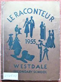 image of Leraconteur. Westdale Secondary School. 1955 Yearbook