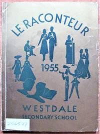 Leraconteur. Westdale Secondary School. 1955 Yearbook