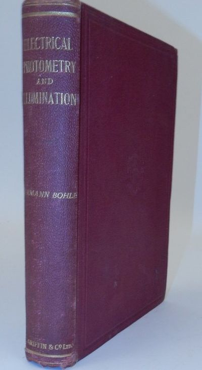 London: Charles Griffin & Company, Limited, 1925. Cloth. Near Fine. xvi, 427 pages. 8vo. Publisher's...
