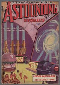 [Pulp magazine]: Astounding Stories - July 1934, Volume XIII, Number 5