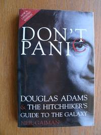 Don't Panic: Douglas Adams & The Hitchhiker's Guide to Galaxy