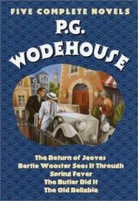 P. G. Wodehouse : Five Complete Novels