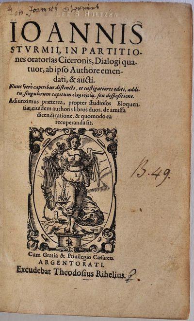 Strassburg, Argentorati: Theodosius Rihelius, 1539. Book. Very good- condition. Hardcover. First Edi...
