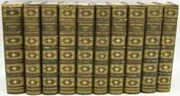 THE DRAMATIC WORKS OF WILLIAM SHAKSPEARE IN TEN VOLUMES