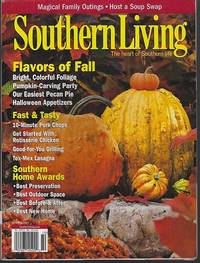 SOUTHERN LIVING MAGAZINE OCTOBER 2007