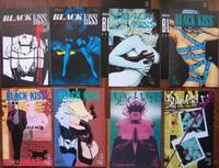 Black Kiss # 1, 2, 3, 4, 5, 6, 7, 8, -  (8 comics)