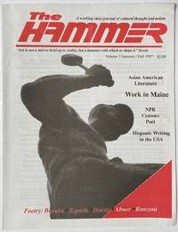 image of The Hammer: A working class journal of cultural thought and action. Volume 3 (Summer/Fall 1997)