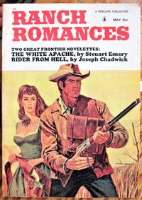 image of Rider from Hell. Novelette in Ranch Romances Volume 216 Number 2. May 1964