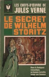 image of Le secret de wilhelm storitz