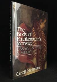 image of The Body of Frankenstein's Monster; Essays in Myth and Medicine