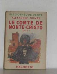 image of Le comte de Monte Cristo tome I