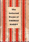 image of The Collected Poems of Thomas Hardy