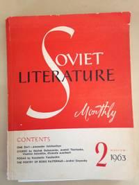 Soviet Literature Monthly 1963 No. 2 February