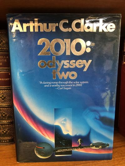 New York: Ballantine Books, 1982. First Edition. Hardcover. Octavo, 291 pages; VG/VG; spine is blue ...