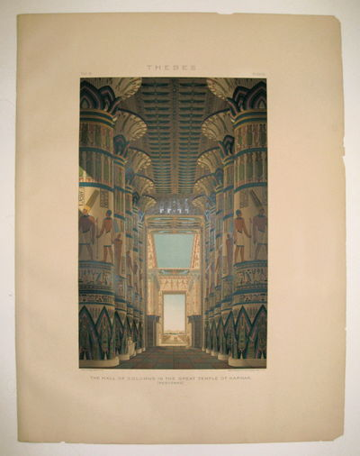 Buffalo, NY: American Polytechnic Company, 1887. Limited. Color lithograph. Image measures 18 1/4