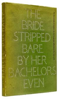 The Bride Stripped Bare by her Bachelors, Even. A Typographic Version by Richard Hamilton of Marcel Duchamp's Green Box, Translated by George Heard Hamilton by  Marcel (1887-1968); Richard Hamilton (interprets); George Heard Hamilton (translates) DUCHAMP - First Edition - 1960 - from Fine Editions Ltd and Biblio.co.uk