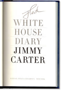 image of White House Diary.