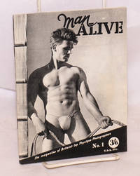 Man Alive: the magazine of Britain\'s top physique photographers no. 1