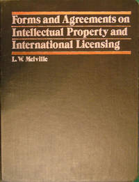 Forms And Agreements On Intellectual Property And International Licensing
