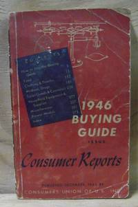 Consumer Reports: 1946 Buying Guide