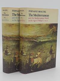 image of The Mediterranean and the Mediterranean World in the Age of Philip II. (2 volumes complete).
