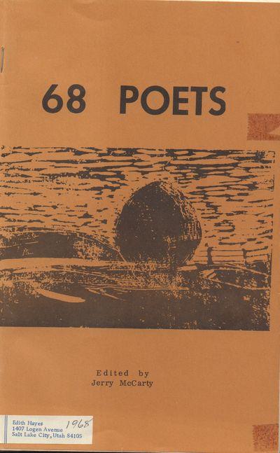 Charleston, Illinois: Prairie Press Books. Good with no dust jacket. 1968. Pamphlet. Brown paper wra...
