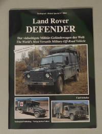 Tankograd Militar Fahrzeug - Special No. 9004 - Land Rover Defender - The Worlds Most Versatile Military Off Road Vehicle