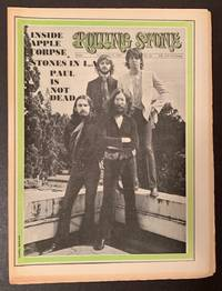 Rolling Stone (Issue #46, November 15th, 1969 -- The Beatles Cover) by  Ed Jann Wenner - Paperback - First Edition - 1969 - from Appledore Books, ABAA (SKU: 17853)
