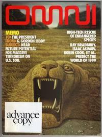 Omni - January 1989 - Vol. 11 No. 4 [ADVANCE COPY]