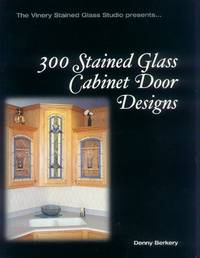 image of 300 Stained Glass Cabinet Door Designs