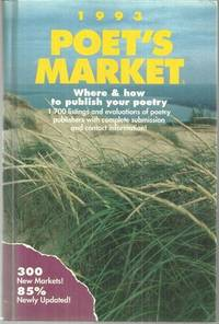 1993 POET'S MARKET Where and How to Publish Your Poetry, Bugeja, Michael editor