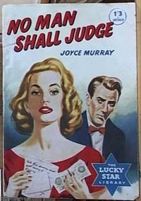 No Man Shall Judge