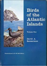 Birds of the Atlantic Islands.